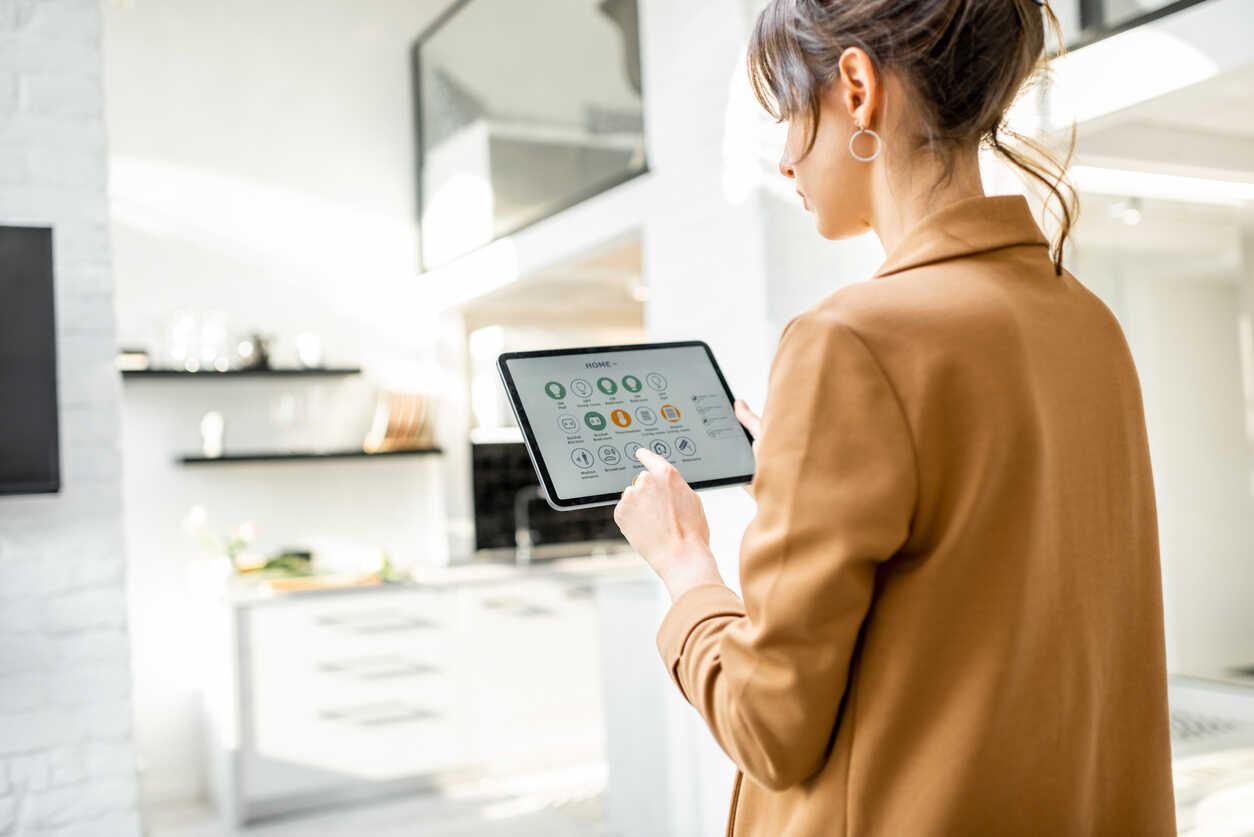 Collegamenti tecnologici per abitazioni e privati