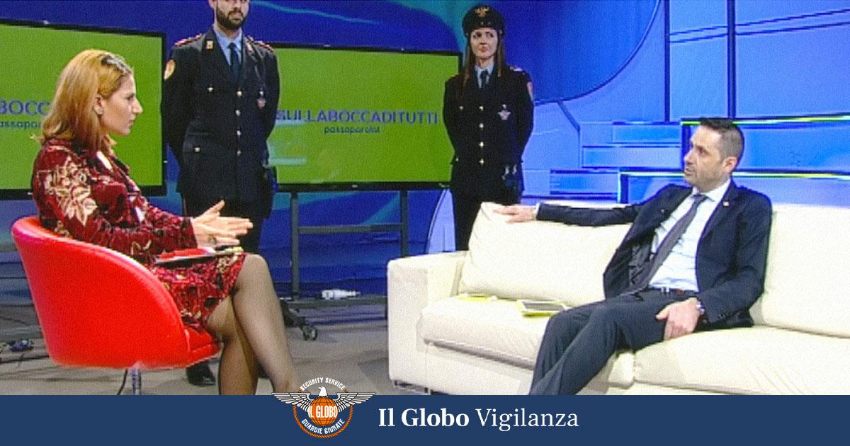 Globo, l'ospite sulla Bocca di Tutti – Teletruria