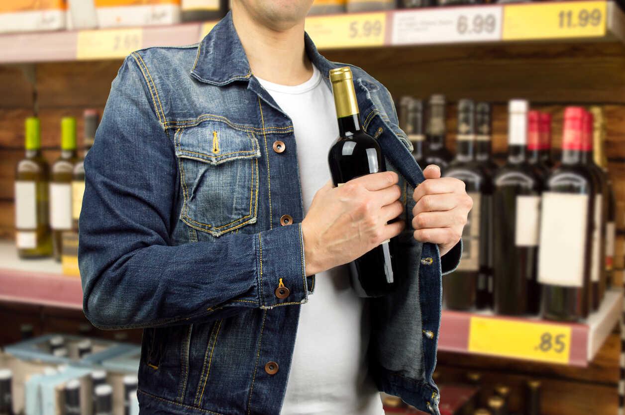 Servizio di protezione contro furti di merce per supermercati e attività