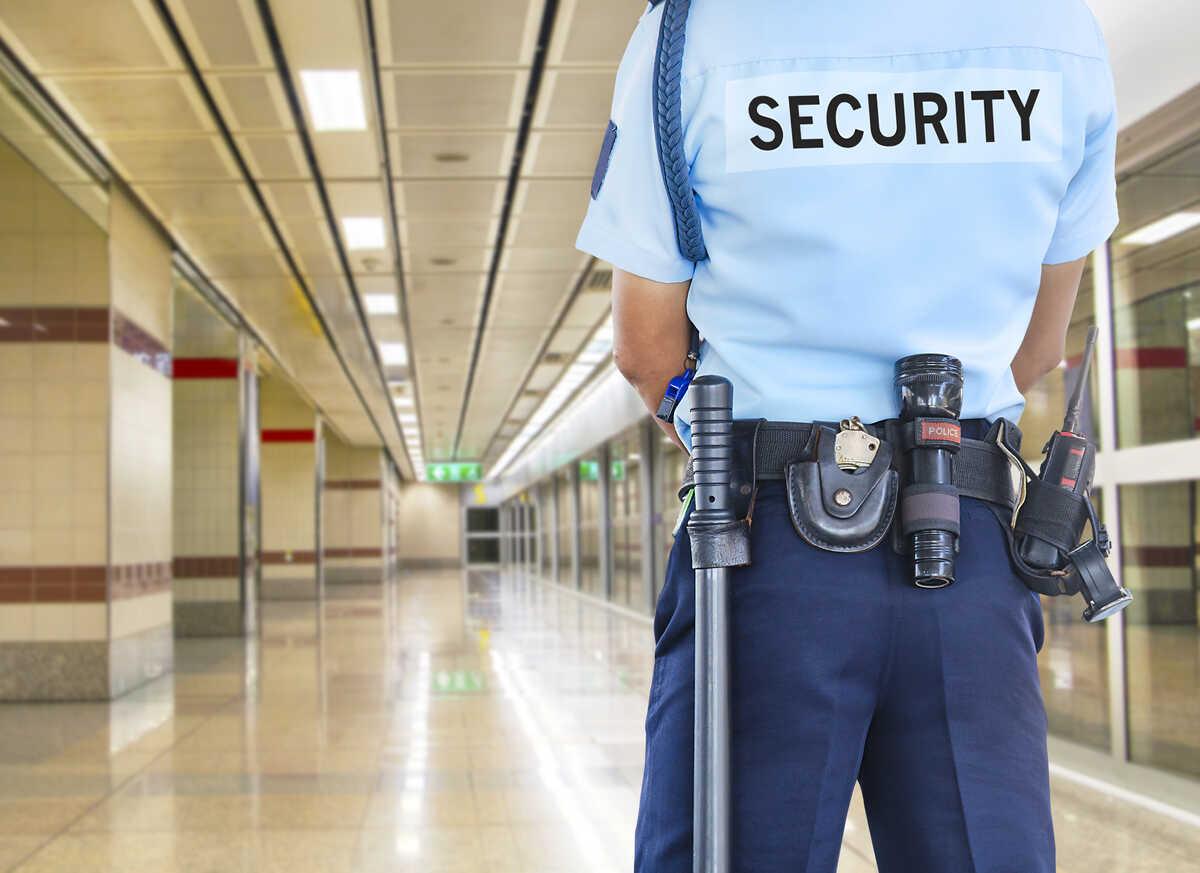Vigilanza a posto fisso per aziende con registrazione accessi e videosorveglianza